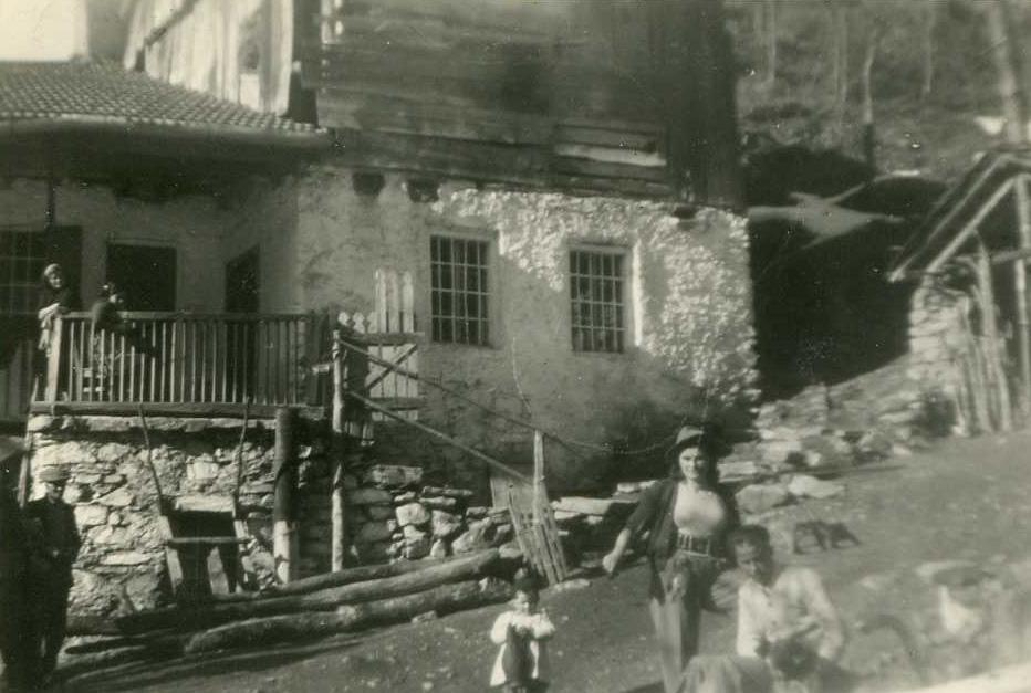 MAso Zont negli anni '50